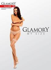 Glamory Allure 20 halterlose Strümpfe bis Gr. 62, 50112