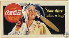 Coke Coca Cola Postcard Advertising Art 6300-07