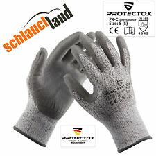 1-1000x Schnittschutzhandschuh Sicherheit Schnittfeste Arbeits- Handschuhe XS-XL