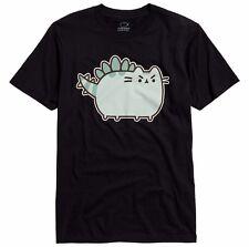 Pusheen The Cat PUSHEENOSAURUS PUSHEEN-OSAURUS T-Shirt NWT Licensed & Authentic