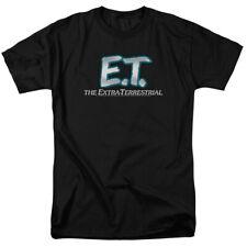 Et Logo T-shirts for Men Women or Kids