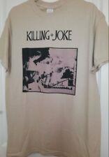Killing Joke Power Station T Shirt Music Post Punk The Cult Revelations Cure 532