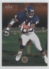 2000 Fleer Mystique Gold #27 Curtis Enis Chicago Bears Football Card