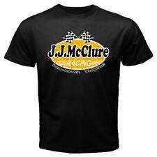 J-J McClure The cannonball run Burt Reynolds racing - Custom Men's Black T-Shirt