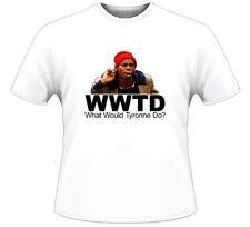Tyrone Biggums Funny Joke Chappelle Show White T Shirt