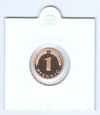 BRD  1 Pfennig  PP  (Wählen Sie zwischen den Jahrgängen: 1950 bis 1973 und DFGJ)