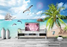 3D scenario nave Parete Murale Foto Carta da parati immagine sfondo muro stampa