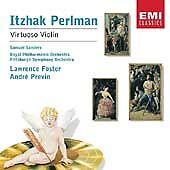 Itzhak Perlman - Virtuoso Violin (CD, EMI Music Distribution) - LIKE NEW
