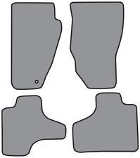 2008-2010 Jeep Liberty Cutpile Carpet Logo Floor Mat 4pc