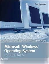 Microsoft Windows Operating System- Essentials
