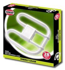 28w Eveready 2D Économie D'Énergie 2 & 4 Broches DD Papillon Lampe -