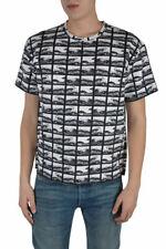 Kenzo Men's Multi-Color Graphic Short Sleeve T-Shirt US S M L