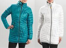 New $240 Lolë Women's Gisele Down Jacket - 600 Fill Power, Resistance, Size L