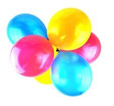 """Happium - 25 X Pack Of 12""""  Metallic Latex Balloons"""