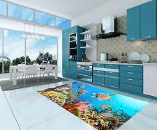 3D Sea World 420 Kitchen Mat Floor Murals Wall Print Wall Deco AJ WALLPAPER CA