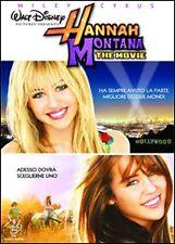 Hannah Montana. The Movie (2009) DVD