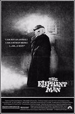 THE ELEPHANT MAN FILM POSTER FILM a4 a3 arte stampa cinema