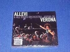 CD+DVD-ALLEVI&ALL STARS ORCHESTRA-ARENA DI VERONA-NEW