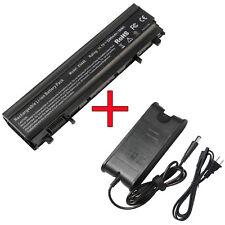 Lot Laptop Battery/Charger for Dell Latitude E5440 E5540 CXF66 970V9 9TJ2J N5YH9