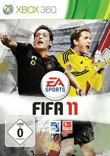 FIFA 11 2011 (Microsoft XBOX 360, 2010, Dvd-Box) - SOLO CD con istruzioni