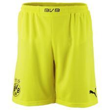 PUMA Herren BVB Borussia Dortmund Home Replica Shorts Hose Größenwahl NEU
