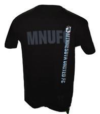 Minnesota United FC  Officially Licensed MLS Vertical Logo S/S T-Shirt  MNUFC