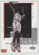 2002 Upper Deck Honor Roll #10 Darius Miles Cleveland Cavaliers Basketball Card