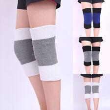 Unisex Men Women Thicken Thermal Knee Leg Cycling Protector Warm Winter Sport AU