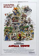 """""""Pamphlets Nationales Animal Maison"""" Classique Comédie Affiche Du Film"""