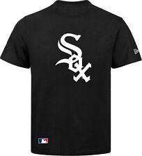 New Era - MLB Chicago White Sox Team Logo T-Shirt - black