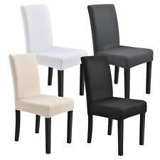 [neu.haus]® 4/6x Stuhlhusse 42-53cm Stretchhussen Stuhlbezüge Stuhlüberzug