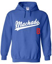 "Manny Machado Los Angeles Dodgers ""Logo""    HOODED SWEATSHIRT"