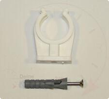 5x isolierte Rohrschellen Rohrhalterungen Heizung 11-15mm mit M8//M10 Gewinde