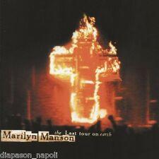 Marilyn Manson: The Last Tour On Earth - CD
