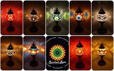 Mosaik Tischlampe M Mosaiklampe orientalische Lampe Samarkand-Lights