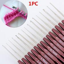 New listing 16 Sizes New Dolls Small Size Diy Yarn Knitting Needles Lace Crochet Hook Weave