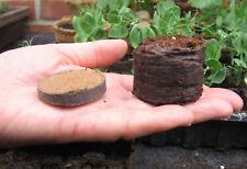 Coir pellets jiffy 7 pots plugs seed sowing 36mm peat free packs of 25 - 850
