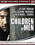 Children of Men HD DVD/DVD Combo