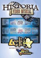 Historia Video Musical DVD