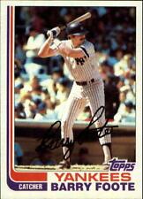 1982 Topps Baseball Card Pick 706-792