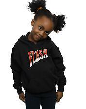 Queen Bambine e ragazze Flash Logo Felpa Con Cappuccio