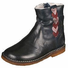 Zecchino d'Oro A06-4669 Lammfell Winter Boots Stiefeletten Stiefel  Gr.30-36 Neu