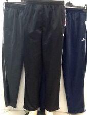 Herren Sporthose Trainingshose Jogging Hose Blau,Schwarz und Grau 100% Polyester