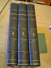 Balzac Janin Soulié Gavarni Daumier Les Français peints par eux mêmes Grandville