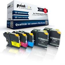 5x Compatible Cartuchos de tinta para Brother lc-22e Color Set XXL IMPRESORA Pro
