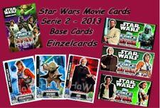 Star Wars Movie Cards - Serie 2 - Basecards 141 - 168 oder 5 bzw 10 aussuchen