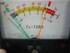 UIVAC PA-Torr XEK-12N-U Meter RELAY WIRING DIAGRAM