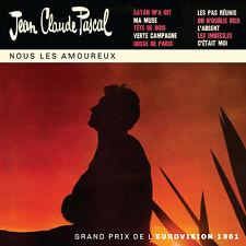 CD Jean Claude Pascal : Nous les amoureux