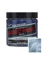 Manic Panic Teinture pour cheveux coloration semi-permanente 118ml - Blue Steel