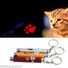 Training elektrisches Katzenspielzeug Laserspielzeug für Katzen Laser Toy Spiel Spielzeug Katzen